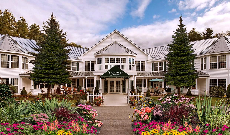 Senior living at Scarborough Terrace in Scarborough, Maine