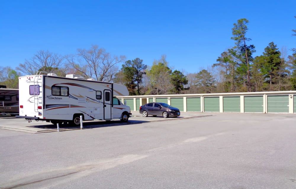 Store your RV or boat with Prime Storage in Hardeeville, SC