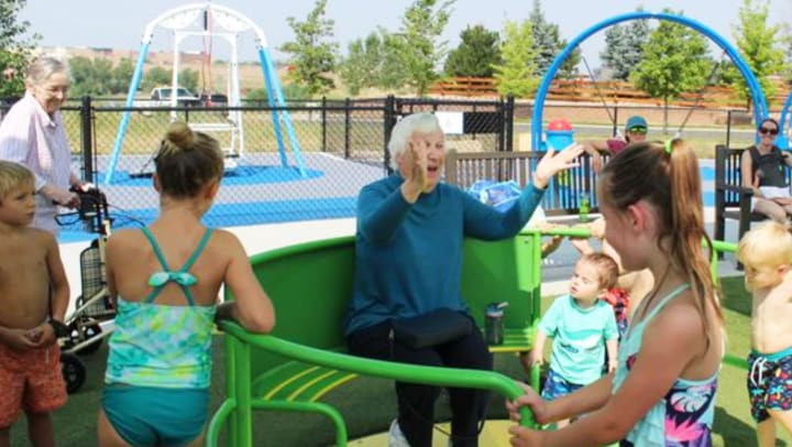 intergenerational activities are beneficial for those with dementia