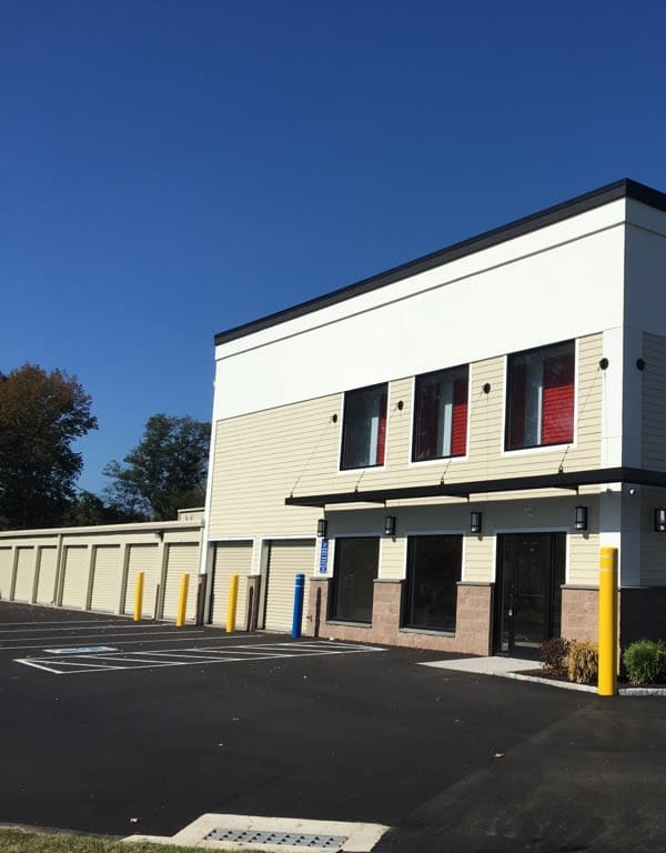 Exterior of facility in Rocky Hill, CT