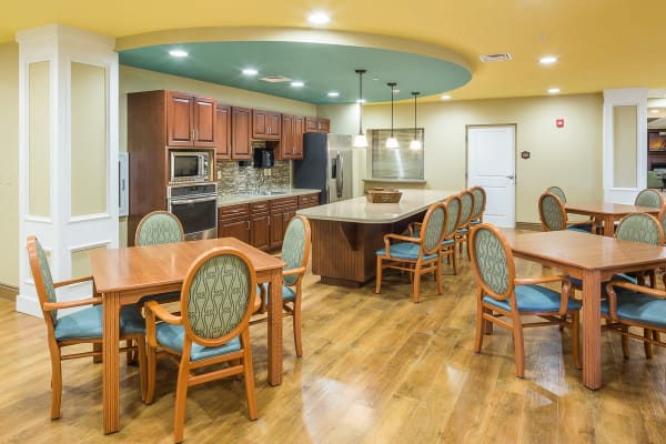 sumter senior living memory care bistro