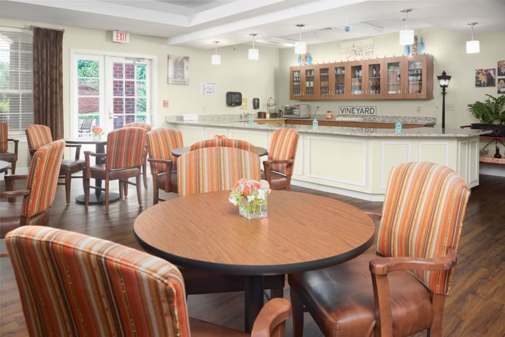 Pub at Harmony at Chantilly in Herndon, Virginia