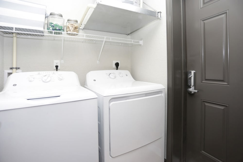 Washer and Dryer at Springs at Sunfield