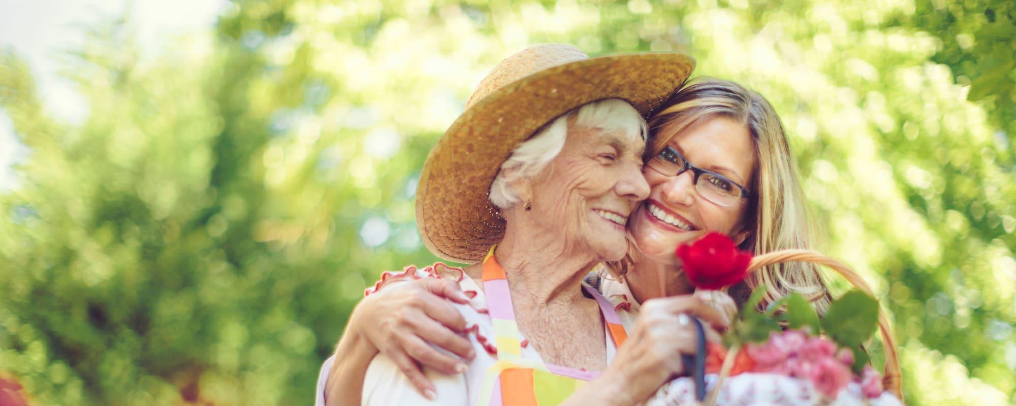 Senior living in Mount Dora, Florida at CERTUS Premier Memory Care Living.