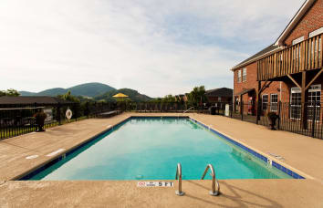 Mountaineer Village in Boone, North Carolina