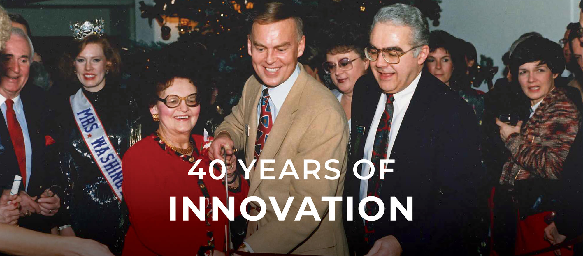 40 Years of Innovation