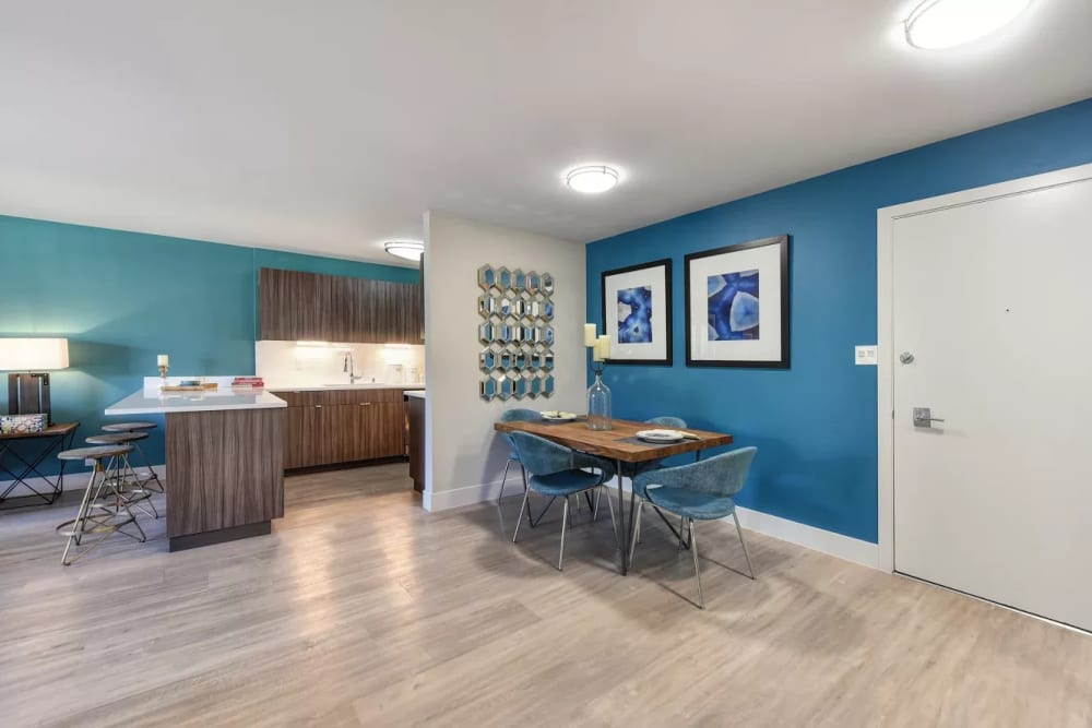 Spacious living at Citra in Sunnyvale, California