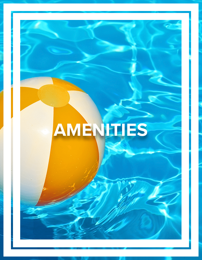 View Amenities at The Retreat Apartments