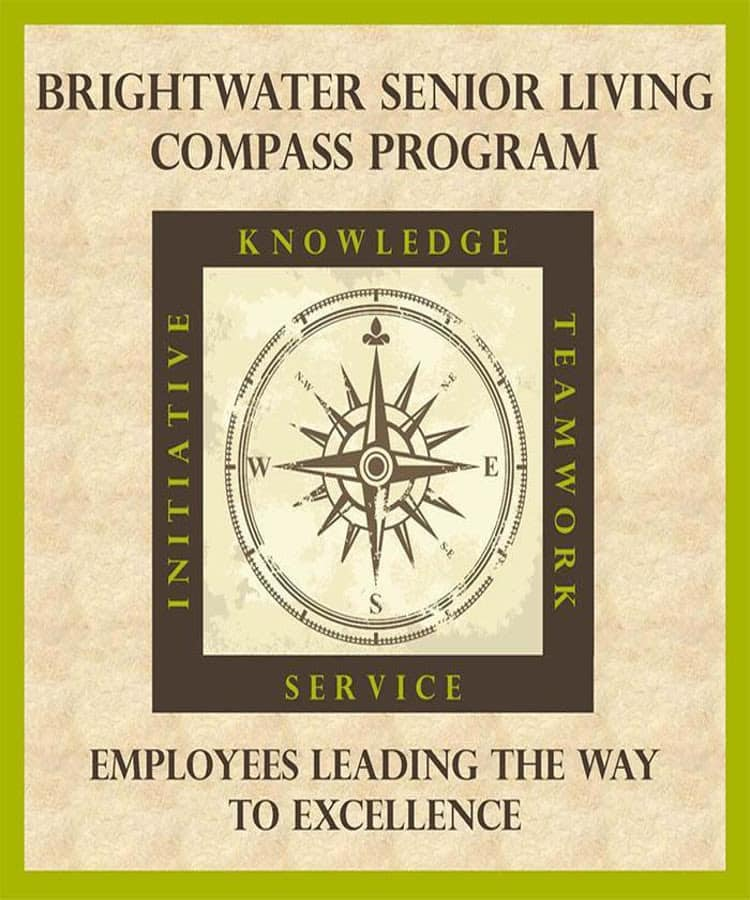 Brightwater Senior Living of Capital Crossing senior living Compass Program
