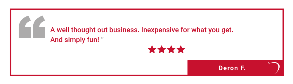 Five star review of Apple Self Storage - Thunder Bay - Intercity in Thunder Bay, Ontario, from Kevin