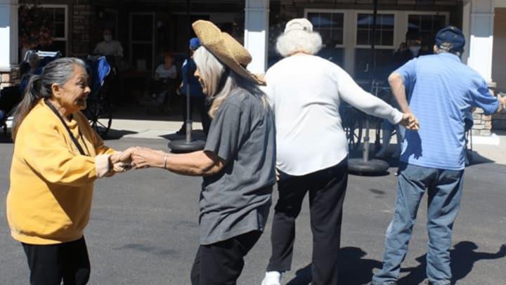 Dancing is good for brain health