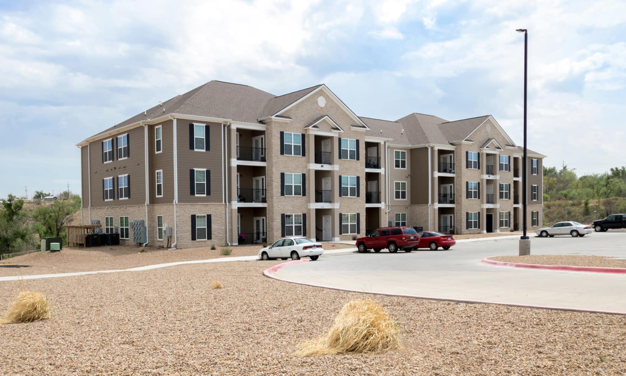Apartments in Borger, TX