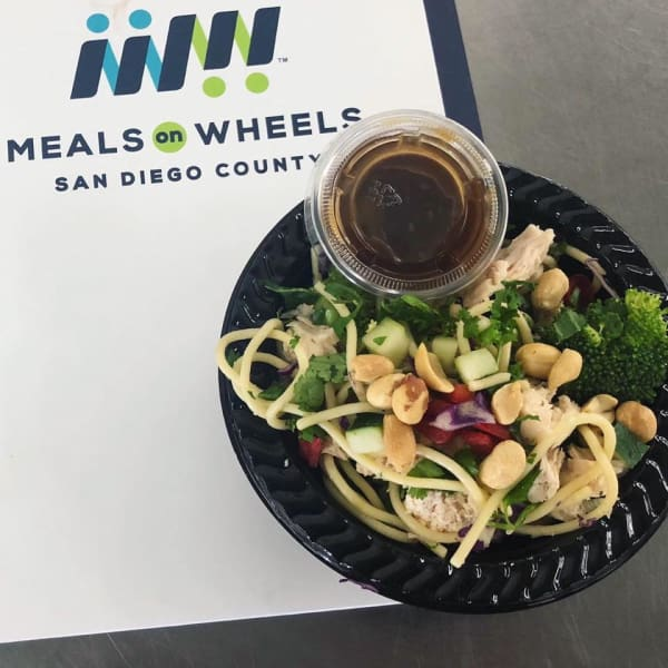 Meals on Wheels makes a point to provide healthy, sustainable, and conscientious meals for the individuals who they assist.