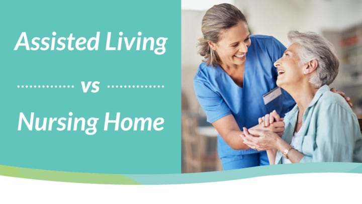 Learn more about Assisted Living vs Nursing Home