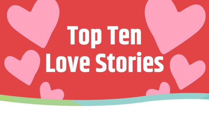 Top 10 Senior Love Stories