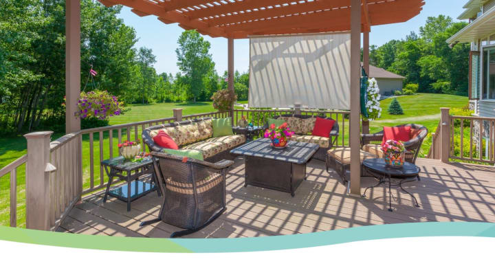 Differences Between a Gazebo, a Pergola, and a Porch