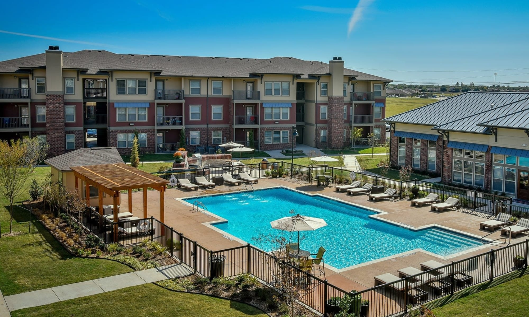 Westside El Paso, TX Apartments | Double Tree Apartments