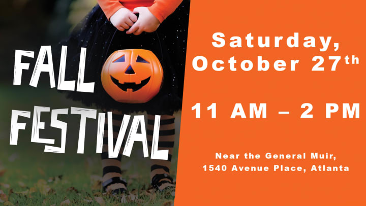 Emory Point 2018 Fall Festival