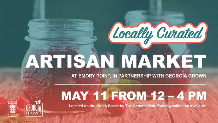 Artisan Market at Emory Point