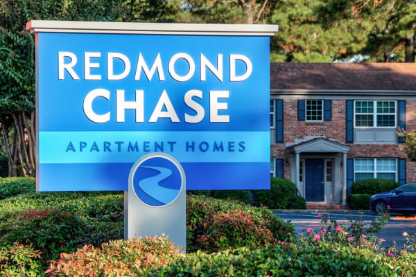 Redmond Chase apartments in Rome, Georgia