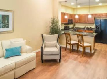 Information about the amenities available at The Villages senior living!