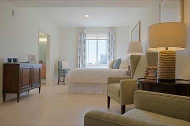 Private apartment at The Meridian at Waterways in Fort Lauderdale, Florida