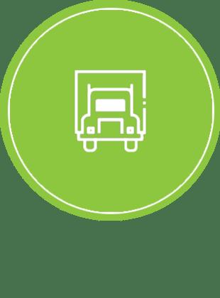 Free moving truck at AAA Self Storage at W Market St in Greensboro, North Carolina