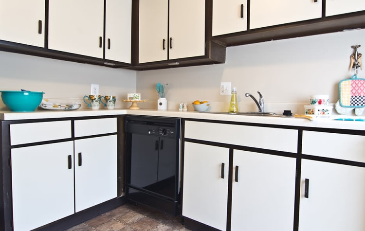 Fully-equipped, bright kitchen at Park Place of South Park in South Park, Pennsylvania