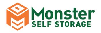 Monster Self Storage