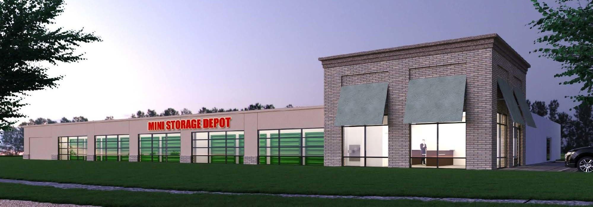 Welcome to Mini Storage Depot in Murfreesboro, Tennessee