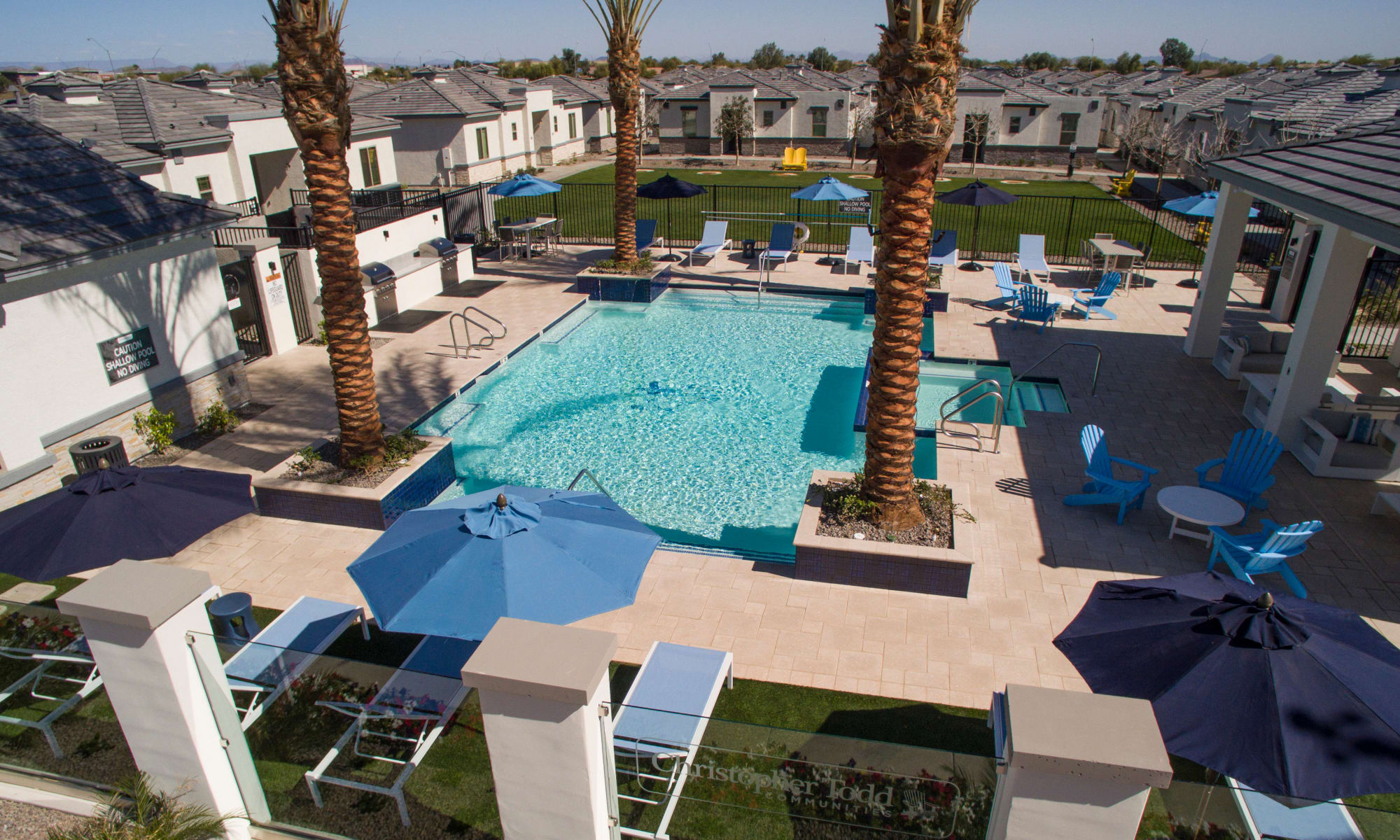 Apartments at Christopher Todd Communities At Estrella Commons in Goodyear Arizona