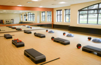 Touchmark at All Saints Health & Fitness Club