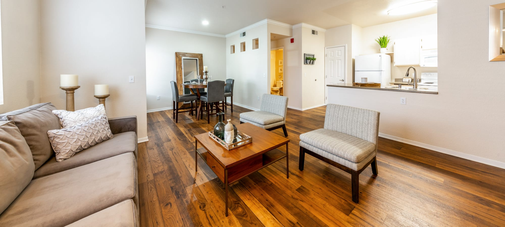 Floor plans at The Fairmont at Willow Creek in Folsom, California