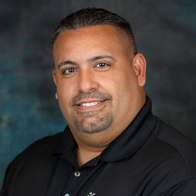 Christian Figueroa, the Vice President of Facilities at Inspired Living in Tampa, Florida