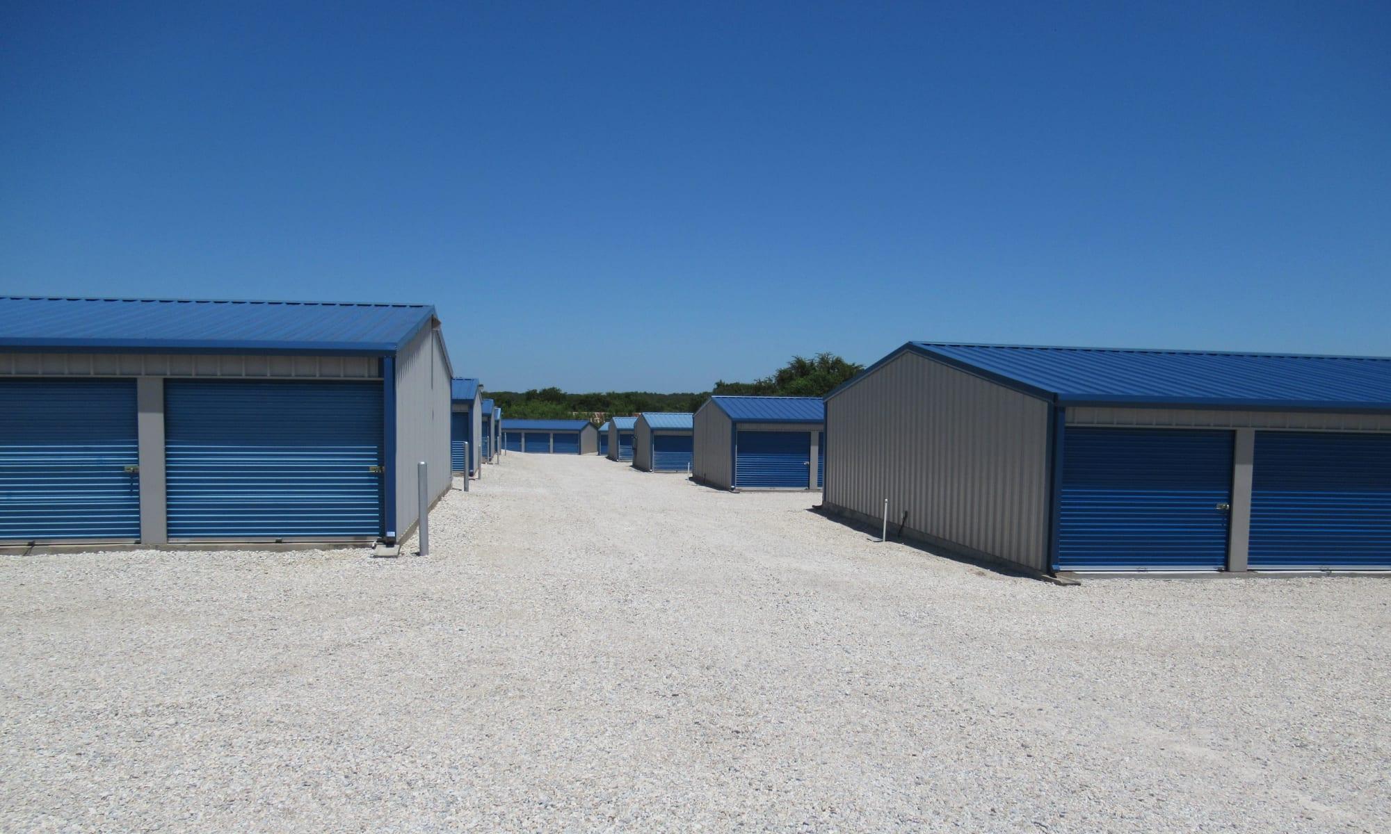 Springtown Self Storage in Springtown, Texas