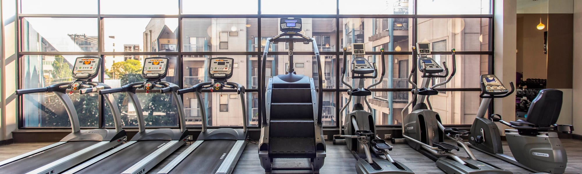 Amenities at Olympus Midtown in Nashville, Tennessee
