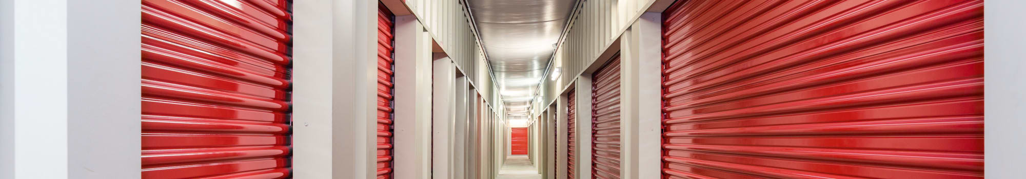 Storage at Convenient Self Storage in Little Rock, Arkansas