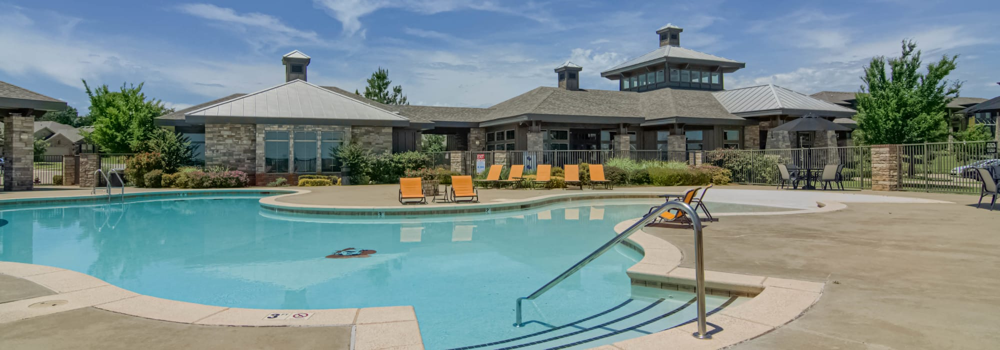 Apartments at Tradan Heights in Stillwater, Oklahoma