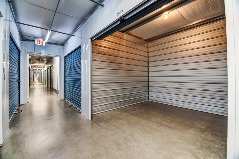 Clean units at Smart Self Storage of Eastlake