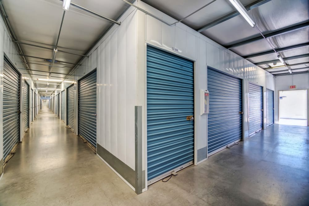 Variety of unit sizes at Smart Self Storage of Eastlake