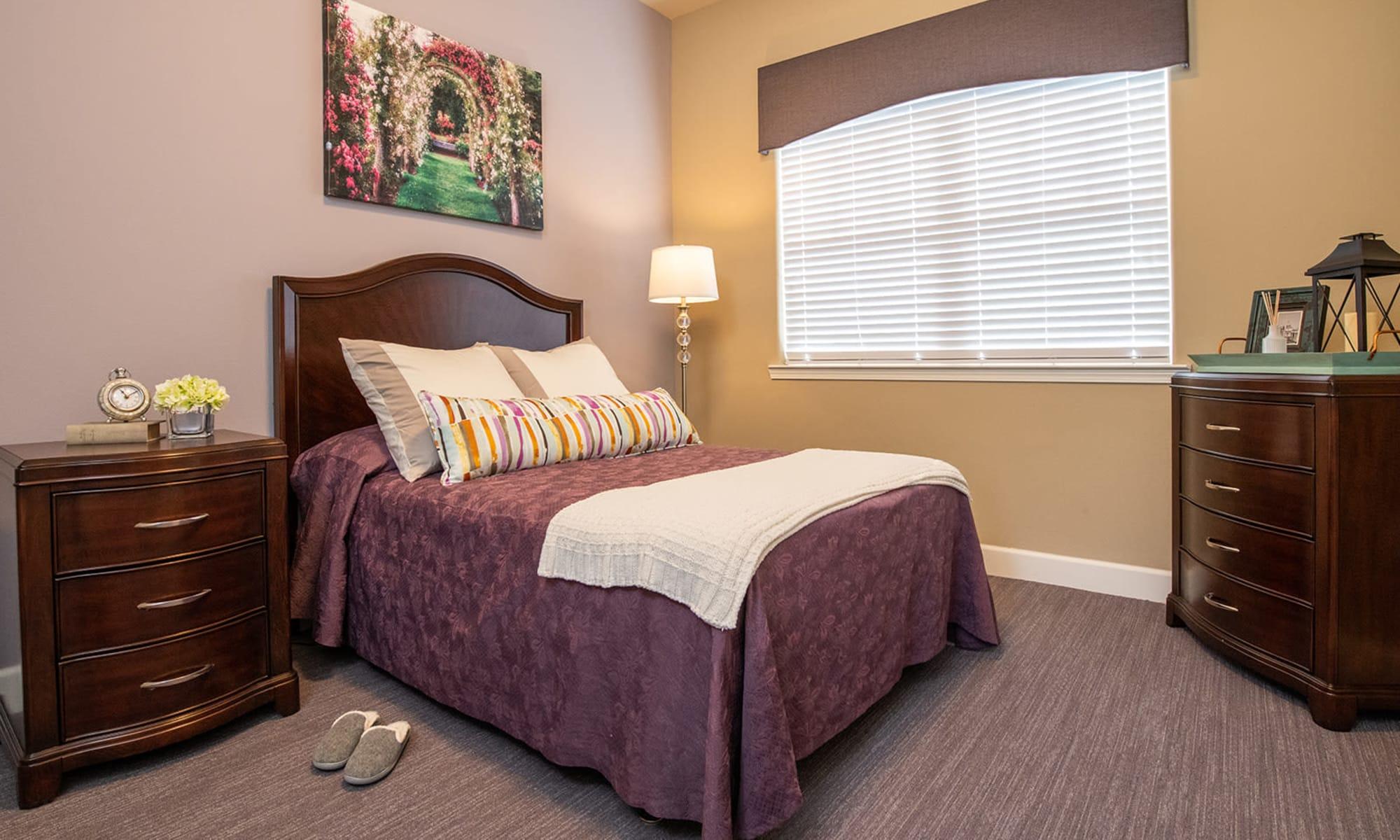 Respite Apartment at a Seasons Living Community