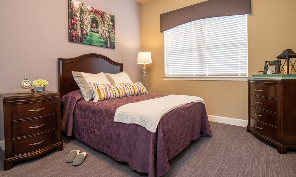 Private Suite at Elk Meadows Assisted Living and Memory Care in Oakley, Utah