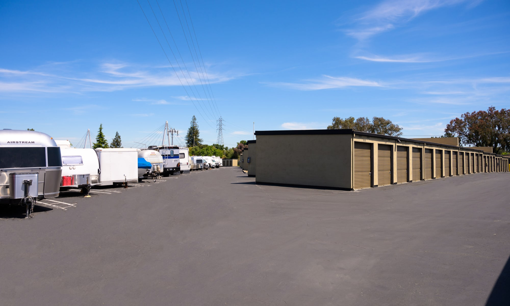 Bay Area Self Storage in Cupertino, California
