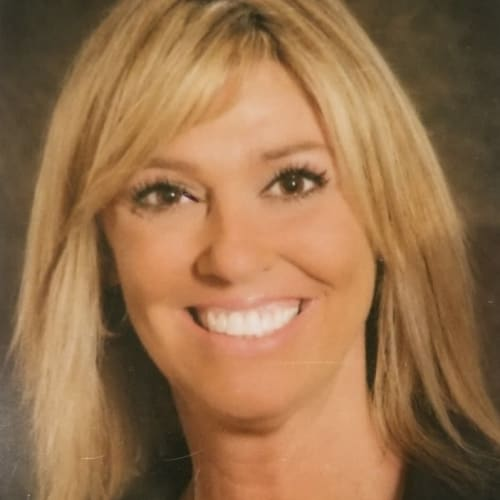 Angela Hall, Executive Director of Keystone Place at Four Mile Cove in Cape Coral, Florida
