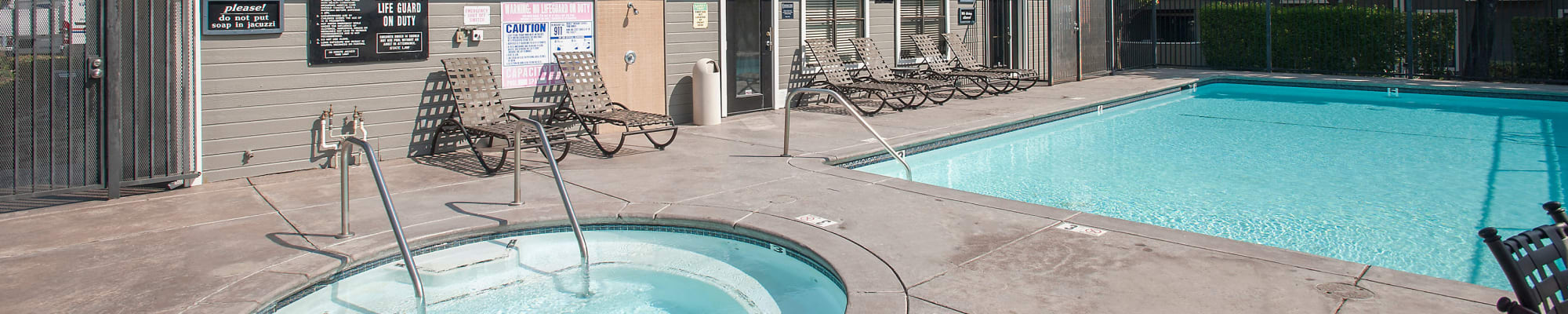 Amenities at Sandpiper Village Apartment Homes in Vacaville, California