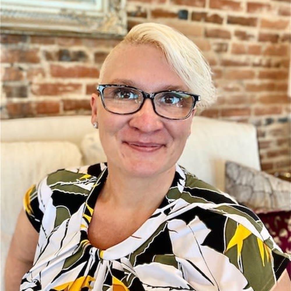 Erica B at PLK Communities