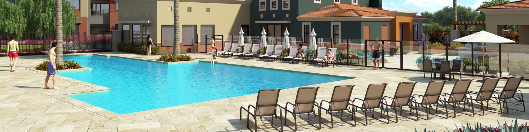 Amenities at Villa Vita Apartments in Peoria, Arizona