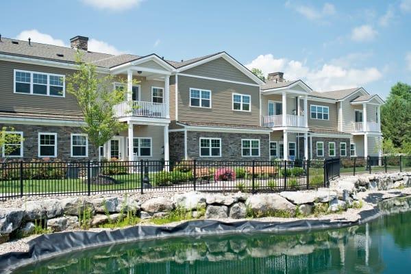 Saratoga Springs Apartments Amp Townhomes Near Saratoga Hospital