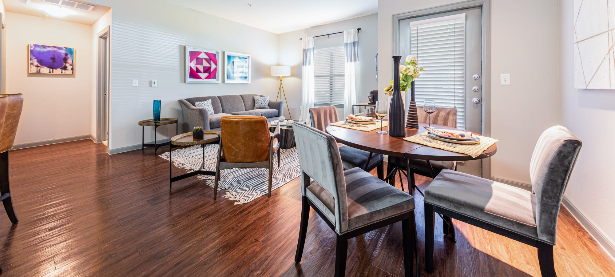 Floor plans at Marquis at Katy in Katy, Texas
