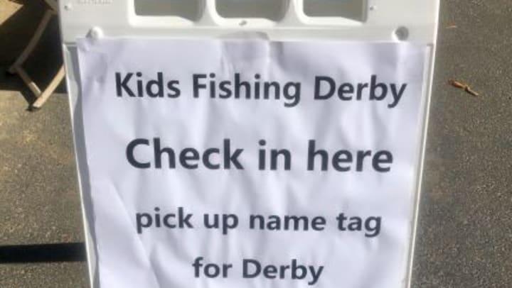 Kids Fishing Derby Oakley CA